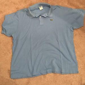 Men's Lacoste Classic Fit Piqué Polo Shirt